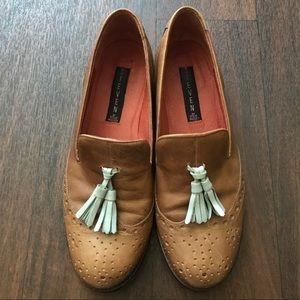 Steve Madden tassel loafers, 8.5